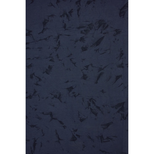 Backdrop Alley Crushed Muslin (10 x 12', Night Storm)