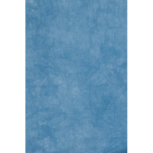 Backdrop Alley Blue Crush and Tie-Dye Muslin Background (10 x 24')