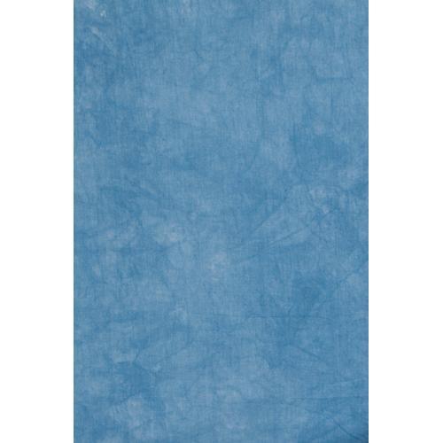 Backdrop Alley BATD24CRBL Crush Muslin Background (10 x 24', Blue Crush)