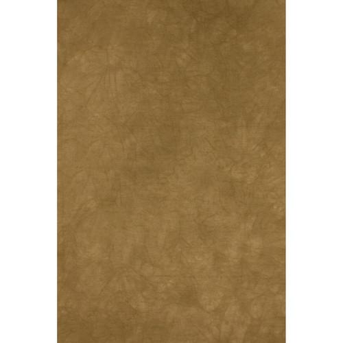 Backdrop Alley BATD24DSTGLD Crush Muslin Background (10 x 24', Dusty Gold Crush)