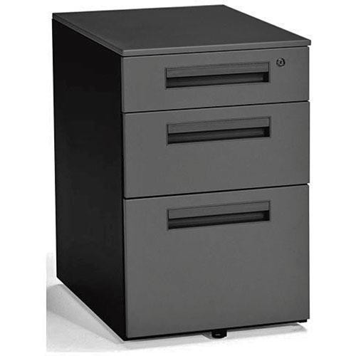 Balt 27557  3-Drawer Mobile Filing Cabinet