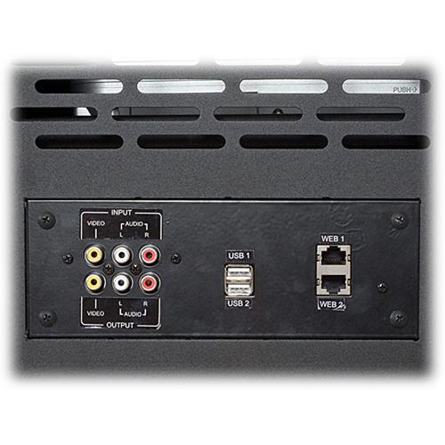 Balt A/V Traveler Optional Multimedia Device Panel