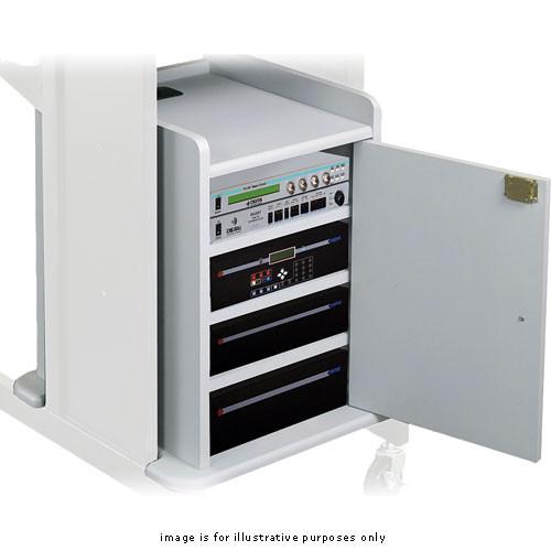 Balt 34409  Locking Cabinet (Grey)
