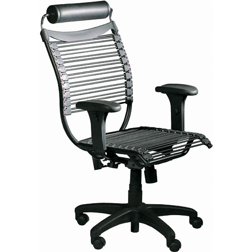 Balt Seatflex Model 34442 Executive Chair with Head Rest (Black)