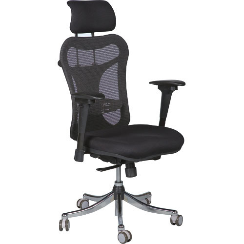 Balt Ergo Ex Chair, Model 34434 (Black)