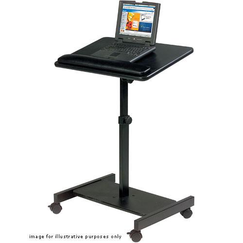 Balt Scamp Speaker Stand, Model 43062 (Black)