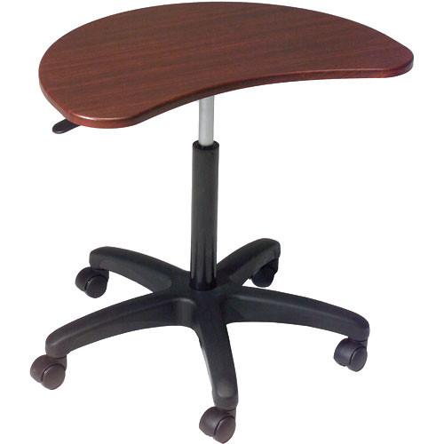 Balt POP Portable Desk, Model 47262  (Mahogany)