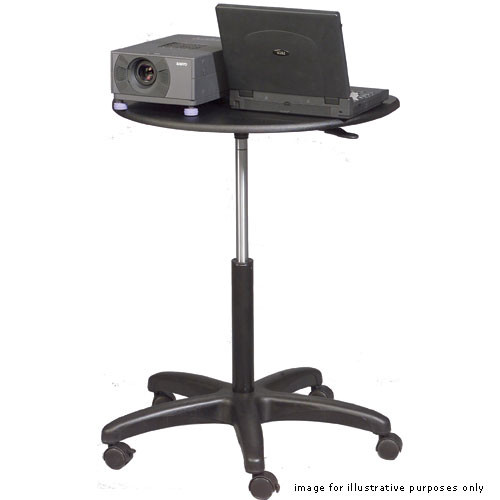 Balt POP Portable Desk, Model 48752  (Black)