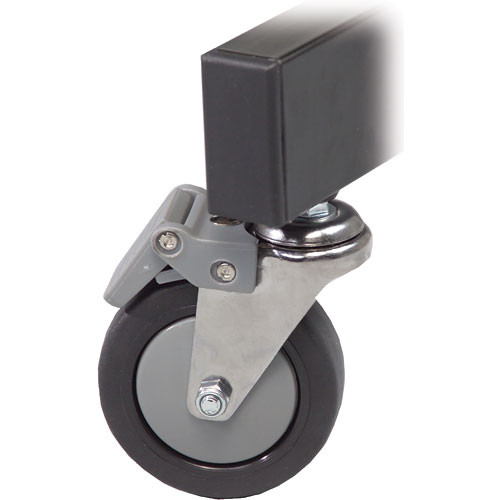 Balt E-Z Casters for Smart One Cluster Workstations, Model 65410