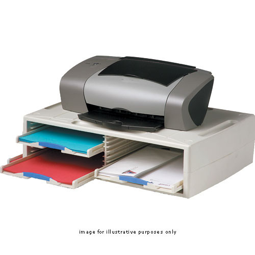 Balt BA66554 Multi-Purpose and Printer Stand (Gray)