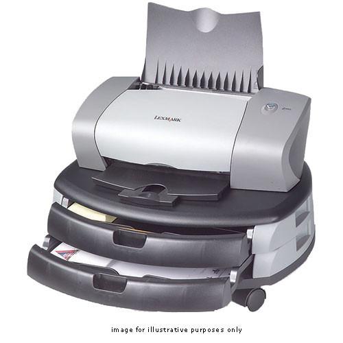 Balt BA66557 Printer & Monitor Stand (Gray)