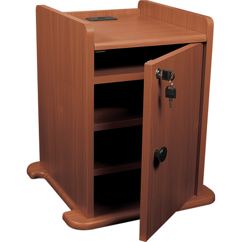 Balt Locking Cabinet (Cherry)