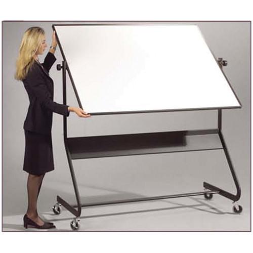 Best Rite Euro Mobile Reversible Porcelain Steel Board (4 x 6')