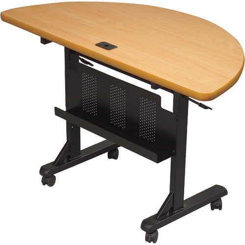 "Balt Flipper Table, Model 4824-29.5 x 48 x 24""  (Black Powder-coat)"