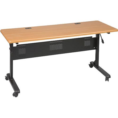 "Balt Flipper Table, Model 6024-29.5 x 60 x 24""  (Black Powder-coat)"