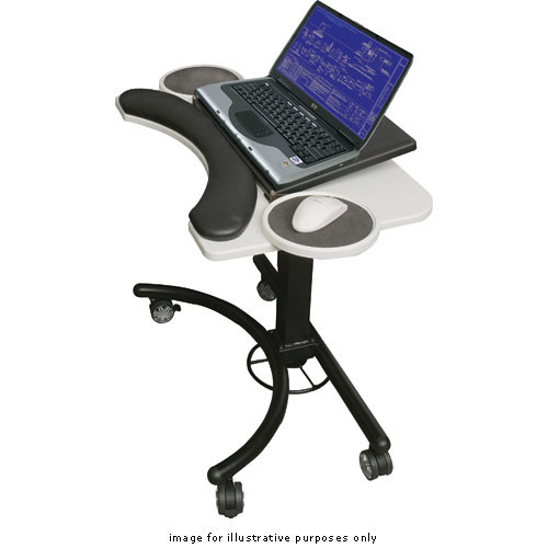 Balt Lapmatic Portable Stand, Model 89829 (Black)