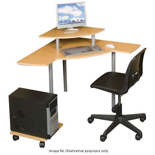 Balt Corner Desk, Right Unit, Model 89833  (Teak)