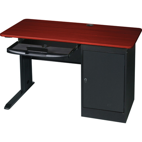 Balt 89896 LX 48 Workstation (Mahogany)