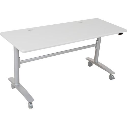 Balt 89954 Platinum Lumina Flipper Table (Gray)