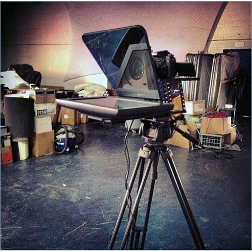 "Barber Tech EZP LCD-Mount Package with 14.1"" Monitor"