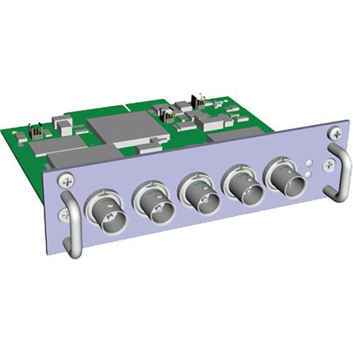 Barco HDX Five-Cable Input