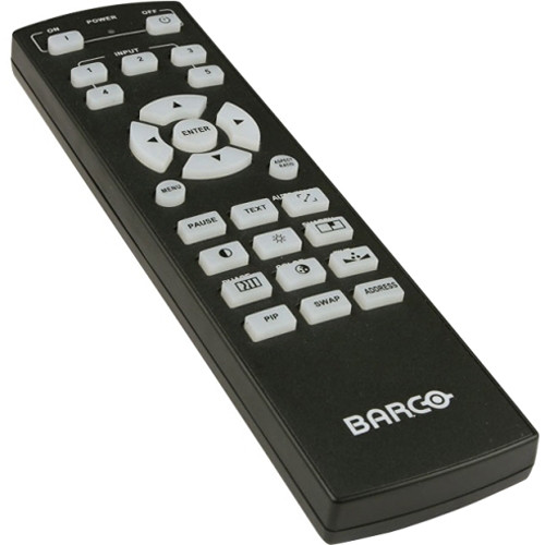 Barco R9899706 IR Remote Control for RLM-W Projectors