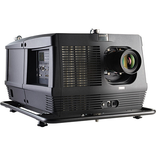 Barco HDF W26 WUXGA 3-Chip DLP Projector with Lens