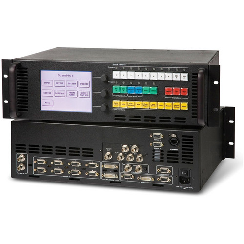 Barco ScreenPRO-II HD Switcher with 3G EOC