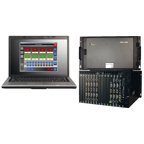 Barco FSN-1004 Fixed-Configuration Multi-Format Presentation Switcher