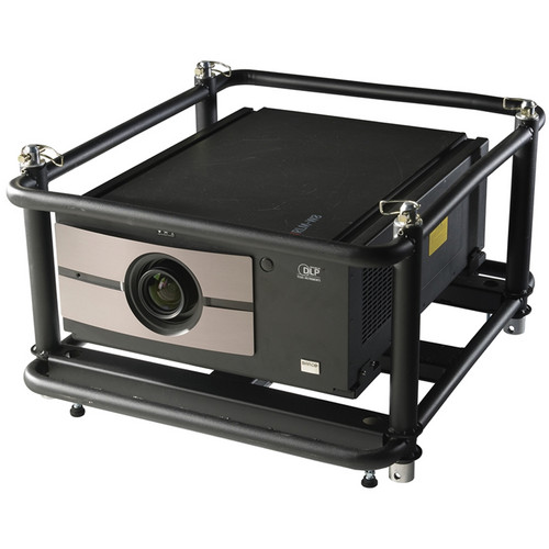 Barco RLM-W8 Projector w/ RLD W (4.34-6.76:1) Lens / Rental Frame Pack