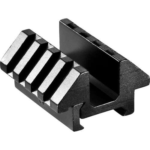 Barska Picatinny-Style Dual Offset Rail (Matte Black)