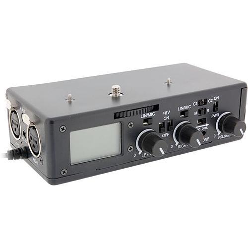 Beachtek DXA-5D Dual XLR Adapter for DSLR Video