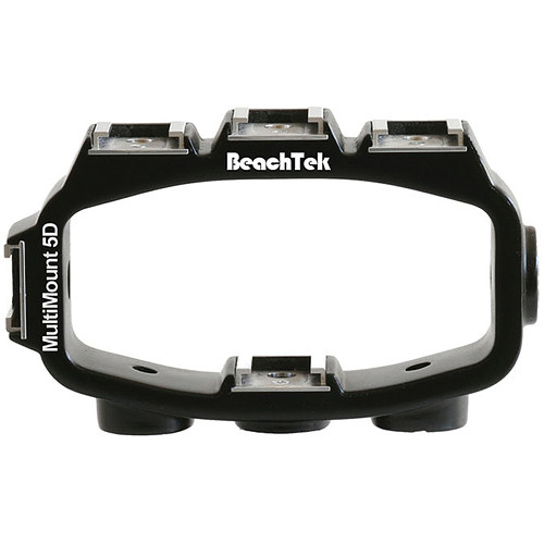 Beachtek MultiMount 5D Camcorder/Camera Accessory Shoe Bracket