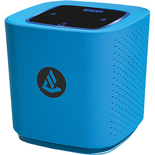 Beacon Audio Phoenix Portable Wireless Bluetooth Speaker (Blue)