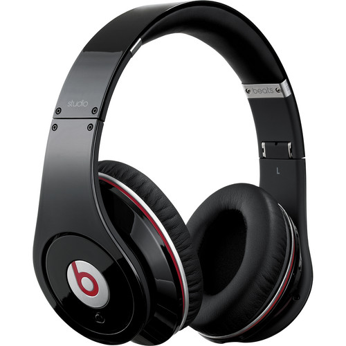 Beats by Dr. Dre Beats Studio - High-Definition Isolation Headphones (Black)