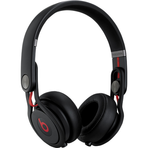 Beats by Dr. Dre Mixr - Lightweight DJ Headphones (Black)