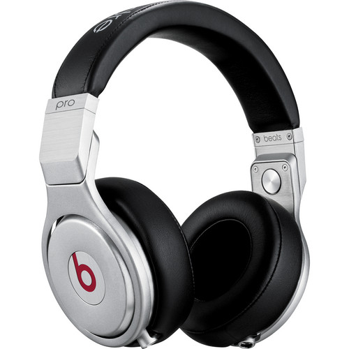 Beats by Dr. Dre Pro - High-Performance Studio Headphones (Black)