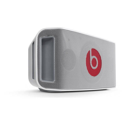 Beats by Dr. Dre Beatbox Portable Speaker System with iPod/iPhone Dock (White)