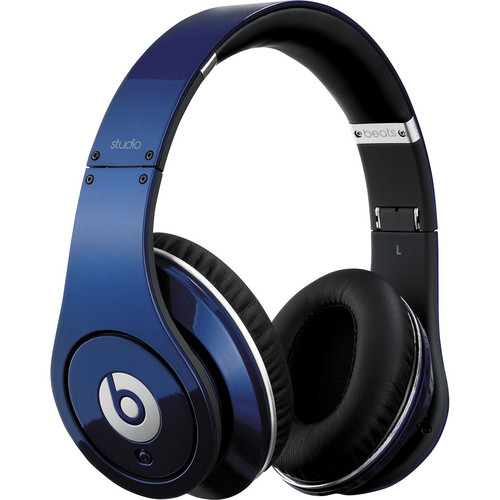 Beats by Dr. Dre Beats Studio - High-Definition Isolation Headphones (Blue)
