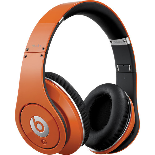 Beats by Dr. Dre Beats Studio - High-Definition Isolation Headphones (Orange)
