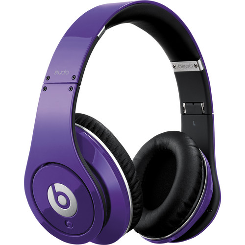 Beats by Dr. Dre Beats Studio - High-Definition Isolation Headphones (Purple)