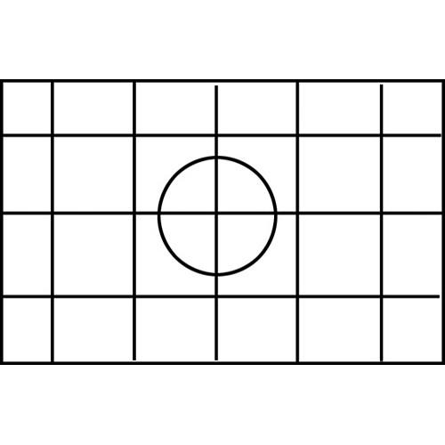 Beattie Intenscreen Grid for Nikon F5