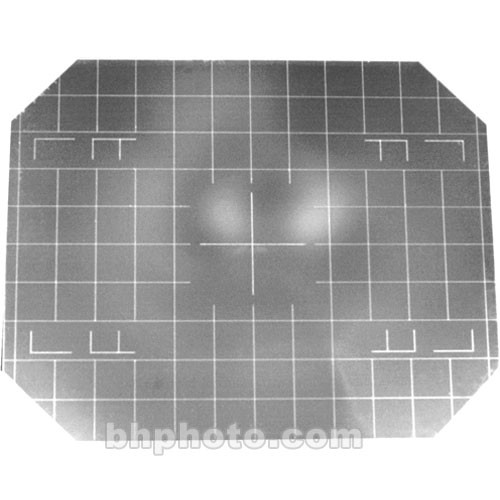 Beattie 85171 Intenscreen for Sinar 4x5 Camera  with 1cm Grid