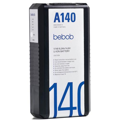 Bebob Engineering Li-Ion Gold Mount Battery (14.8V/9.2Ah)