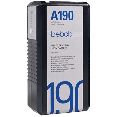 Bebob Engineering Li-Ion Gold Mount Battery (14.8V/13Ah)