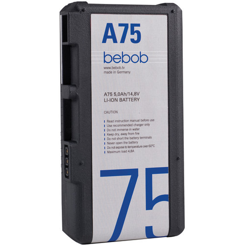 Bebob Engineering Li-Ion Gold Mount Battery (14.8 V / 4.4 Ah)
