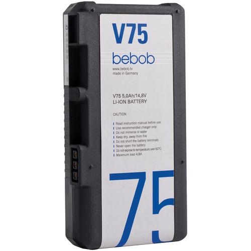 Bebob Engineering V75 Lithium-ion 14.8V Battery (V-Mount)