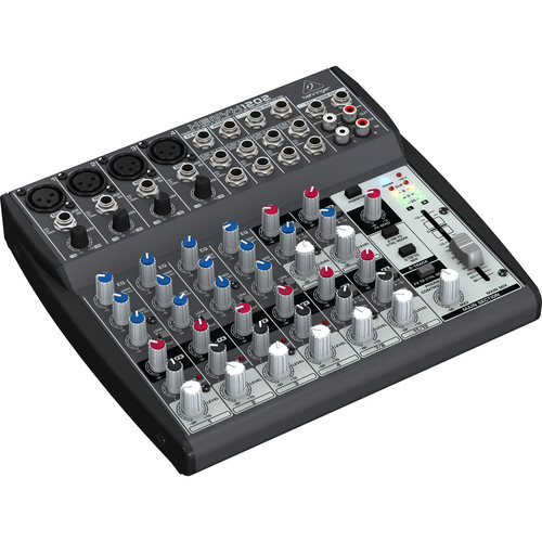 Behringer XENYX 1202 - 12 Channel Audio Mixer