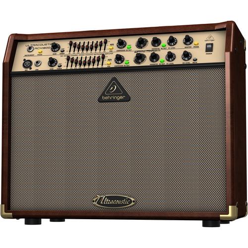 Behringer 180W, 2CH Acoustic Amplifier