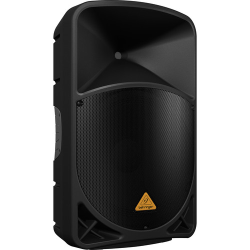 Behringer B115MP3 PA Speaker System with MP3 Player